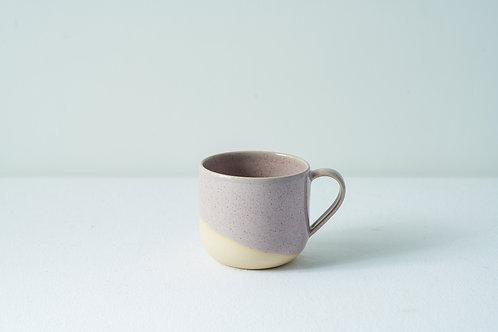 8 oz Handled cup- Parma Violet