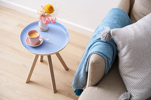 Lydia Table-Perewinkle Blue