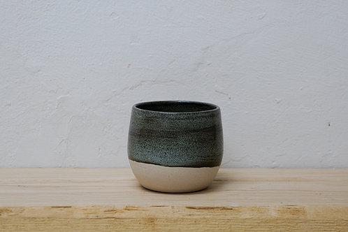 Brush stroke 12oz cup