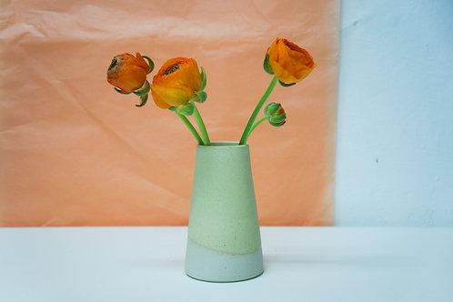 Bud Vase-Custard Cream