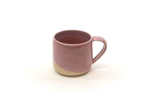 8oz Handled cup- Pink