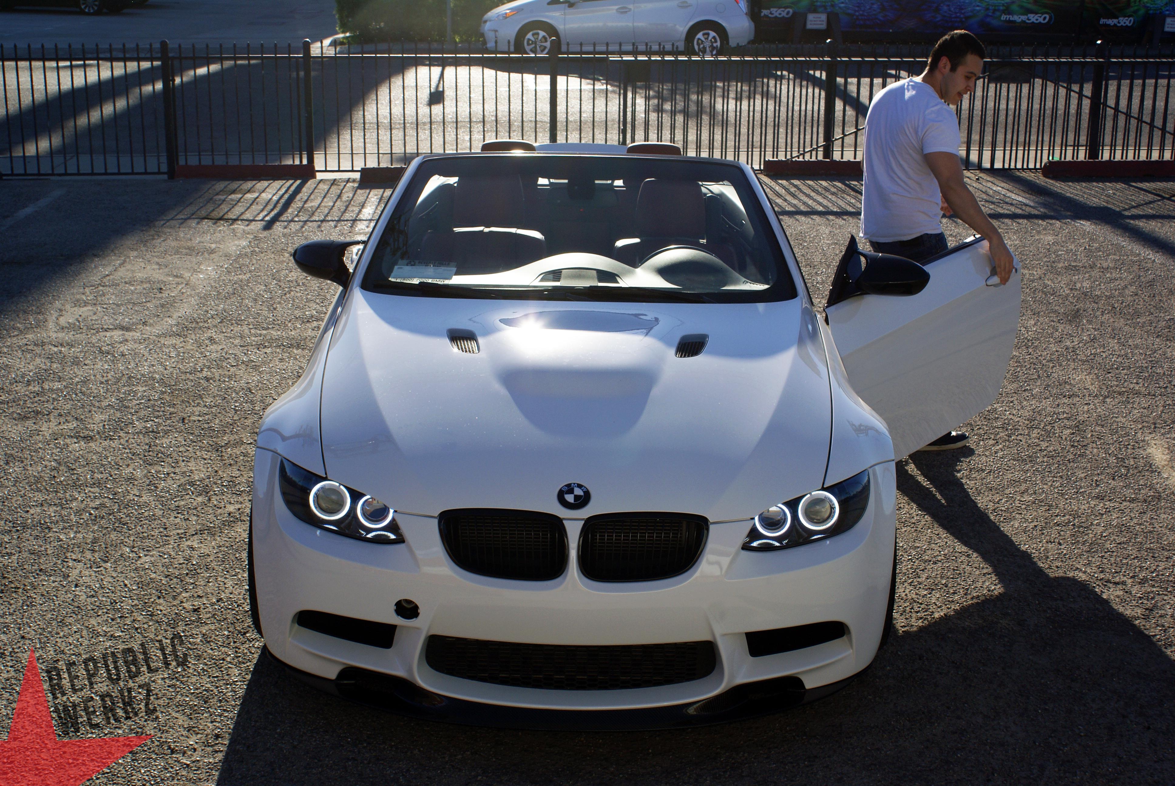 BMW M3 (E93)