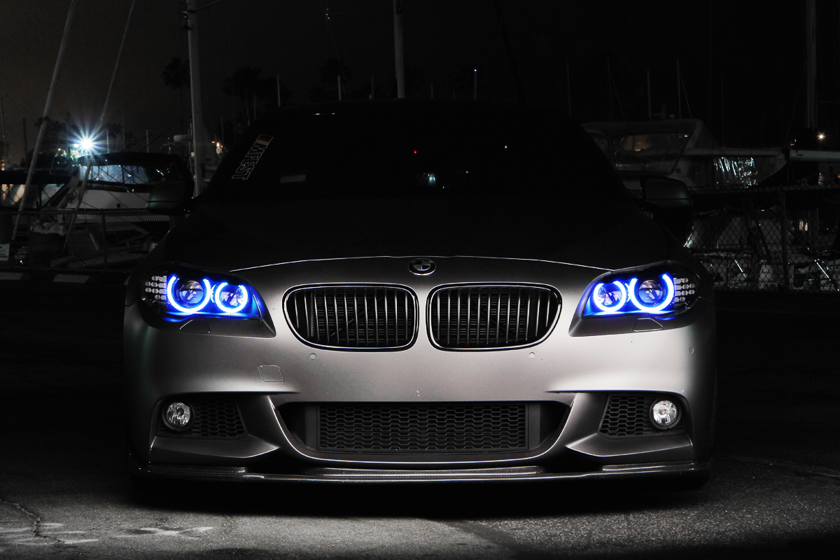 F10 BMW 535i Custom Project