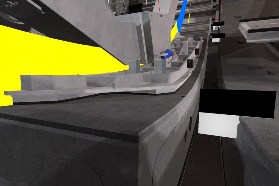 VR Training im Tunnelbohrer