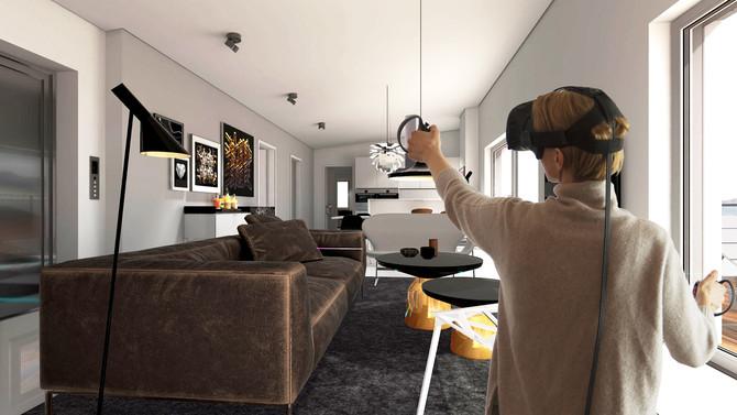 Warum 360°-Panoramen keine VR-Touren sind
