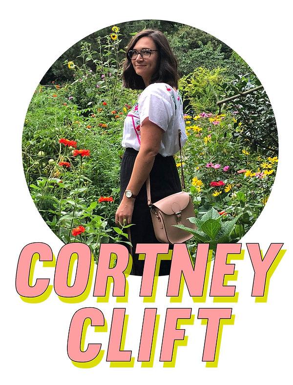 Cortney Clift freelance digital copywriter