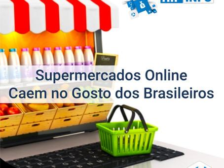 Hipinfo - Supermercados online caem no gosto dos brasileiros