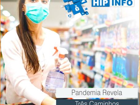 Pandemia revela três caminhos para os bens de consumo
