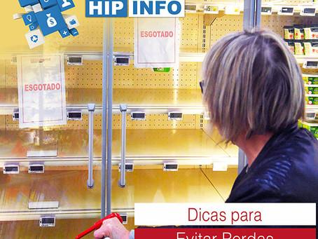 DICAS PARA EVITAR PERDAS NOS SUPERMERCADOS