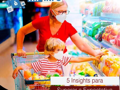 5 Insights para Superar a Expectativa dos Clientes.