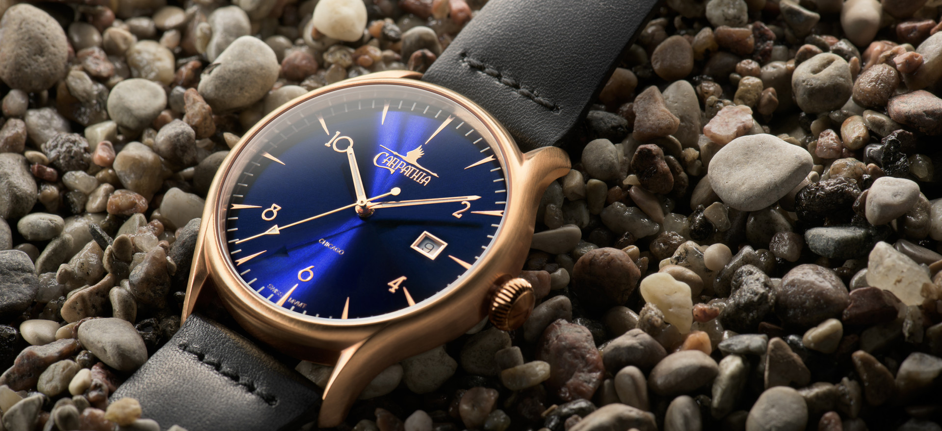 Carpathia Ascent Rose Gold