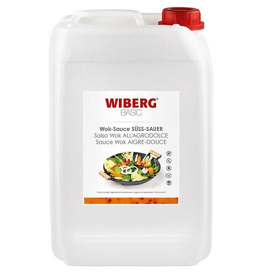 WIBERG Wok sauce suss sauer (sweet and sour) basic 5kg
