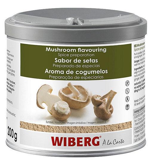 WIBERG Mushroom flavoring spice preparation 200g only