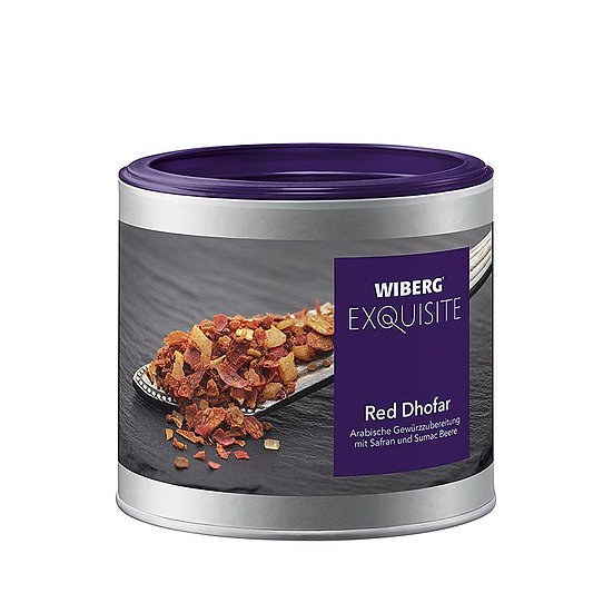 WIBERG Red dhofar arabic spice preparation 210 g