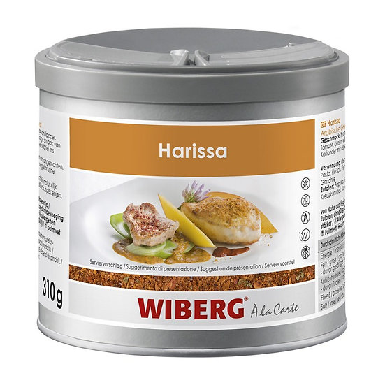 WIBERG Harissa 470 ml seasoning