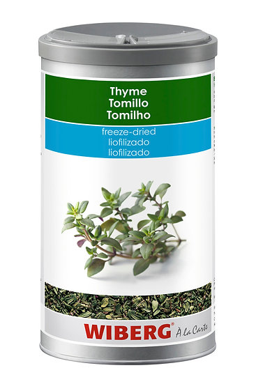 WIBERG Herbs thyme 75g freeze-dired only