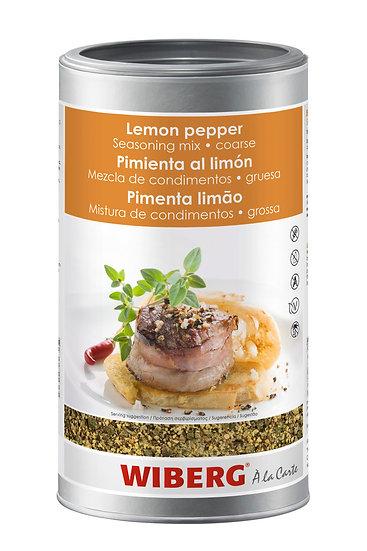 WIBERG Lemon pepper seasoning mix coarse 750g only