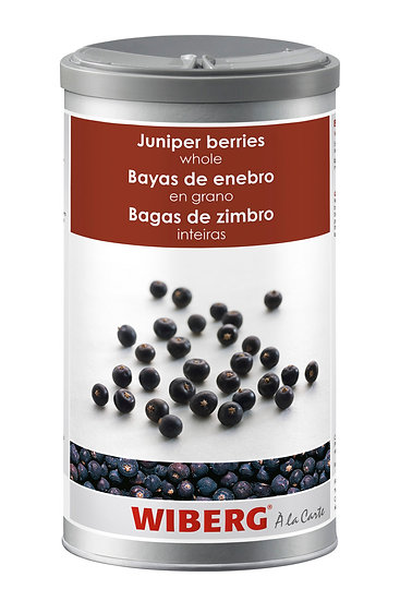 WIBERG Juniper berries whole  400g only