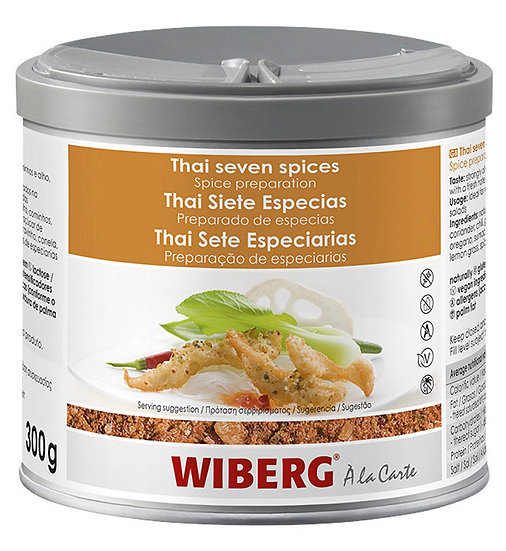 WIBERG Thai seven spice 300g only
