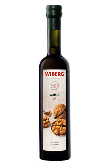 WIBERG Walnut oil cold pressed hand-picked 0.5l only