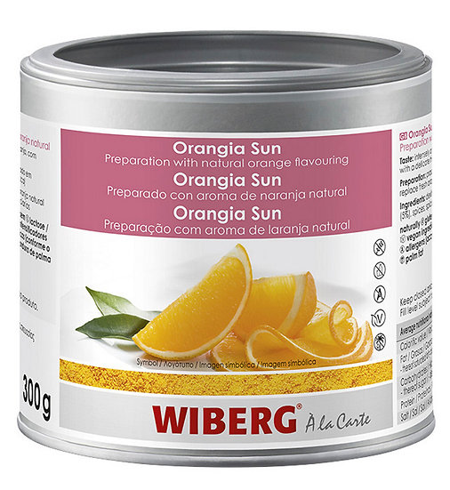 WIBERG Orangia sun 300g only