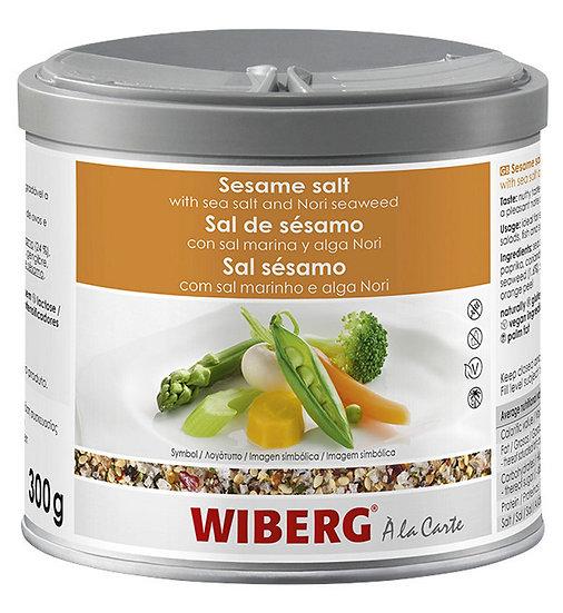 WIBERG Sesame salt royal sea salt&nori sw300g only