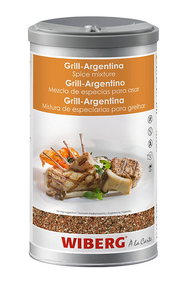 WIBERG Grill-argentina spice mixture 550g only