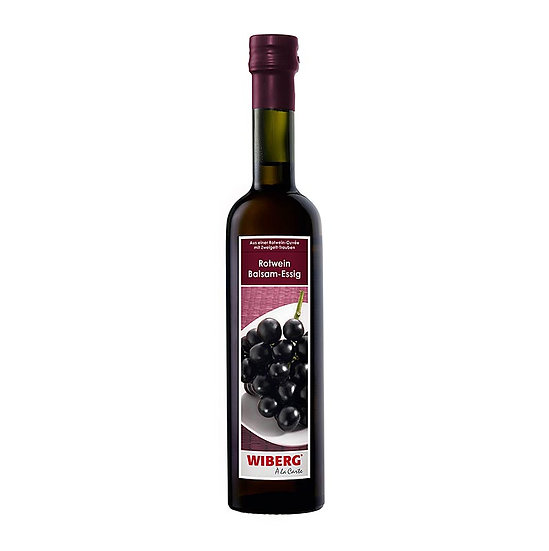 WIBERG Red wine balsamic vinegar 0.5l