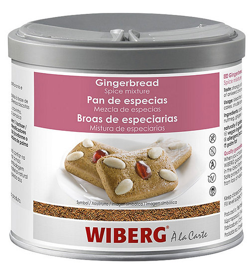 WIBERG Gingerbread spice mixture 190g only