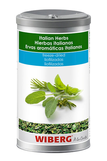 WIBERG Herbs italian 75g freeze-dired only