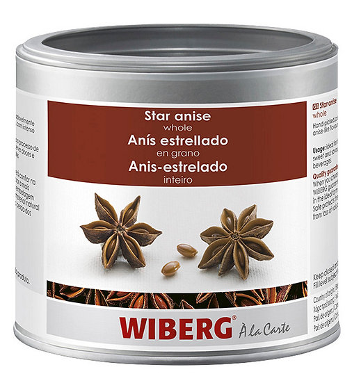 WIBERG Star anise whole 95gr only
