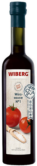 WIBERG Seasoning sauce wurzsauce no.1 0.5l