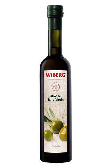 WIBERG Extra virgin 0.5l olive oil only