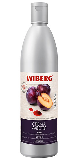 WIBERG Crema di aceto plum 0.5l