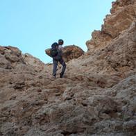 Gorge Abseil, Al Ain