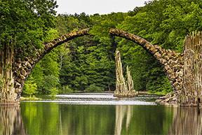 How to Cross Life's Impossible Bridges