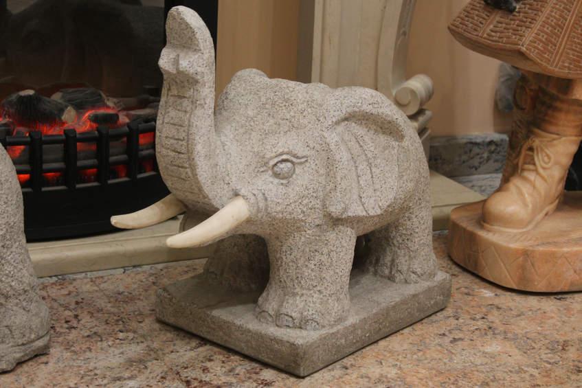 Гранитный Слон.
