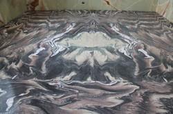 мраморный пол