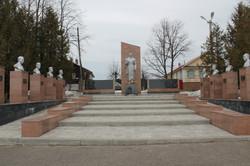 Мемориал, г. Ветлуга