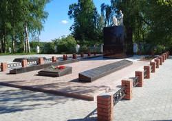 Мемориал г. Бологое