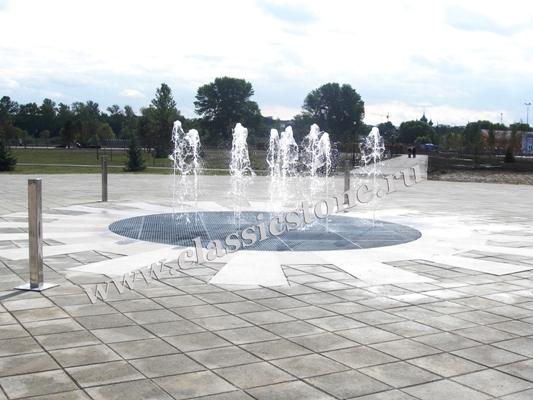 фонтан Солнышко