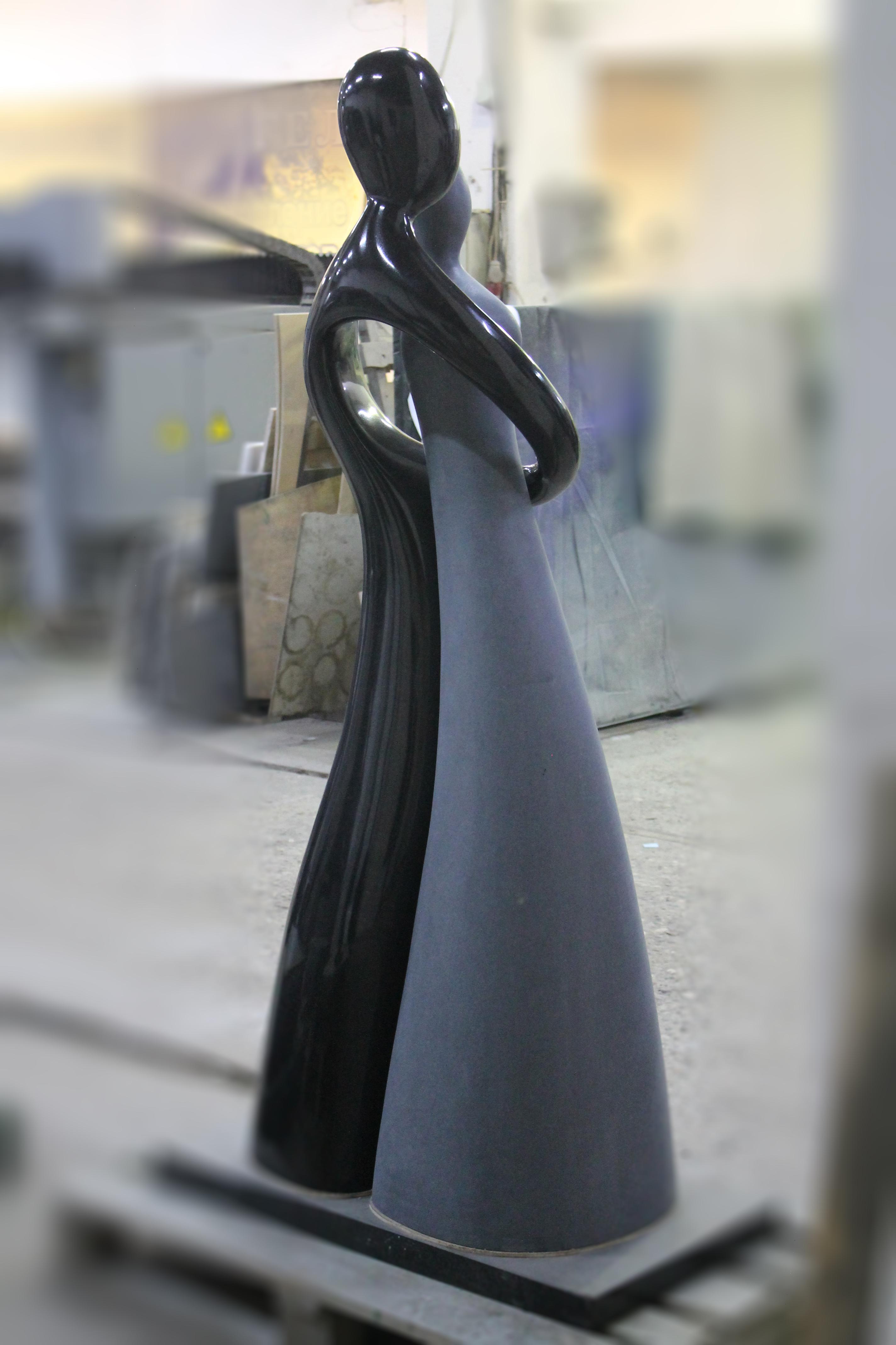 скульптура из гранита