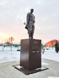 Мемориальный комплекс д. Павловка