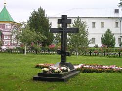 """""""Поклонный крест"""" в Казанском монастыре г.Ярославля"""