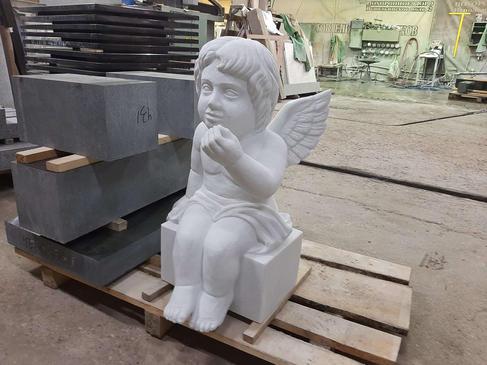 "Скульптура ""Ангелок"""