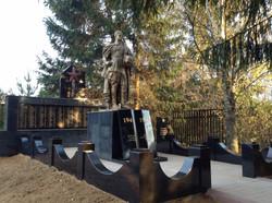 Мемориальный комплекс д.Лукино