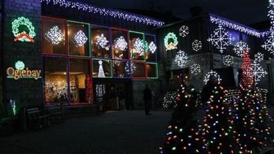 Winter Festival of Lights at Oglebay