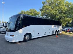 54 Passenger MCI J4500 Coach Bus