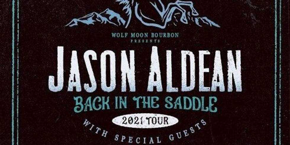 Jason Aldean Back in the Saddle Tour 2021 - Blossom Music Center