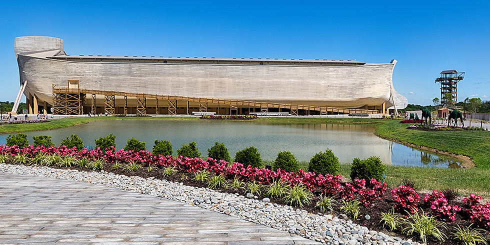 The Ark Encounter - Daycation